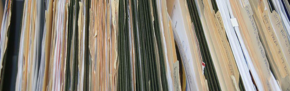Nuestra empresa de destrucción de documentos